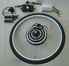 Front Wheel Bike Kit