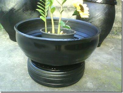 vaso pneus de avião