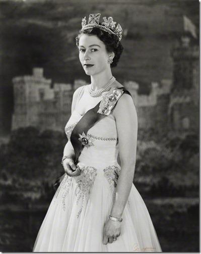 NPG P1472; Queen Elizabeth II