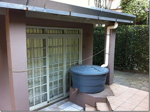captação água chuva cisterna aparente