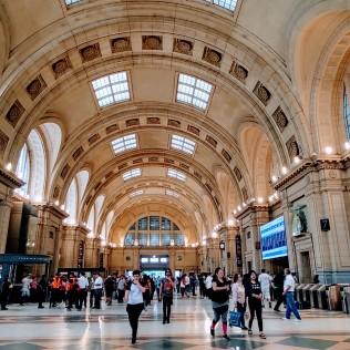 Estación Constitución - Buenos Aires